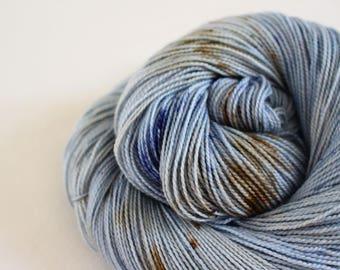Seth Bullock - Gosling - 80/10/10 superwash merino/ cashmere/ nylon sock yarn