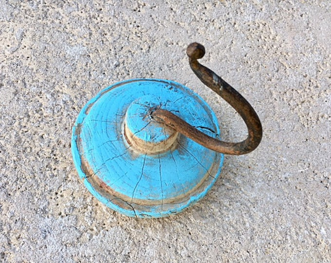 SALE 30%off Beach Decor Ship Hook Vintage Nautical by SEASTYLE