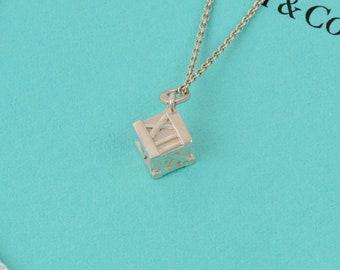Tiffany Necklace Etsy