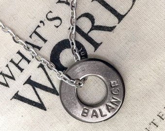 Official Authentic My Intent POPULAR Word Necklace - What's YOUR word?