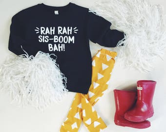 TODDLER - Rah Rah Crewneck Sweatshirt