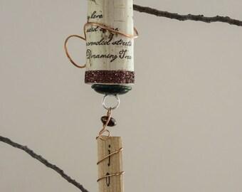 Corker Caboodle Wine Cork Ornament