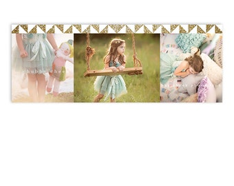 Photographer Facebook Timeline Cover Photoshop Template - Magic - 1271