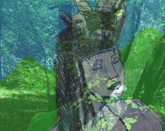 Digital Art Mix, Emakume - Hauntza