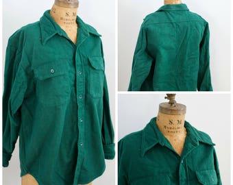 Hudson Bay Flannel Button Up