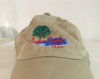 1990s Sugar Creek Golf Course Dad Hat