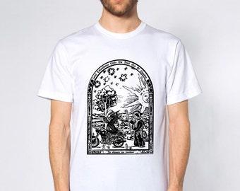 KillerBeeMoto: Patron Saint of Motorcycling - Saint Columbanus Short And Long Sleeve Motorcycle Shirts