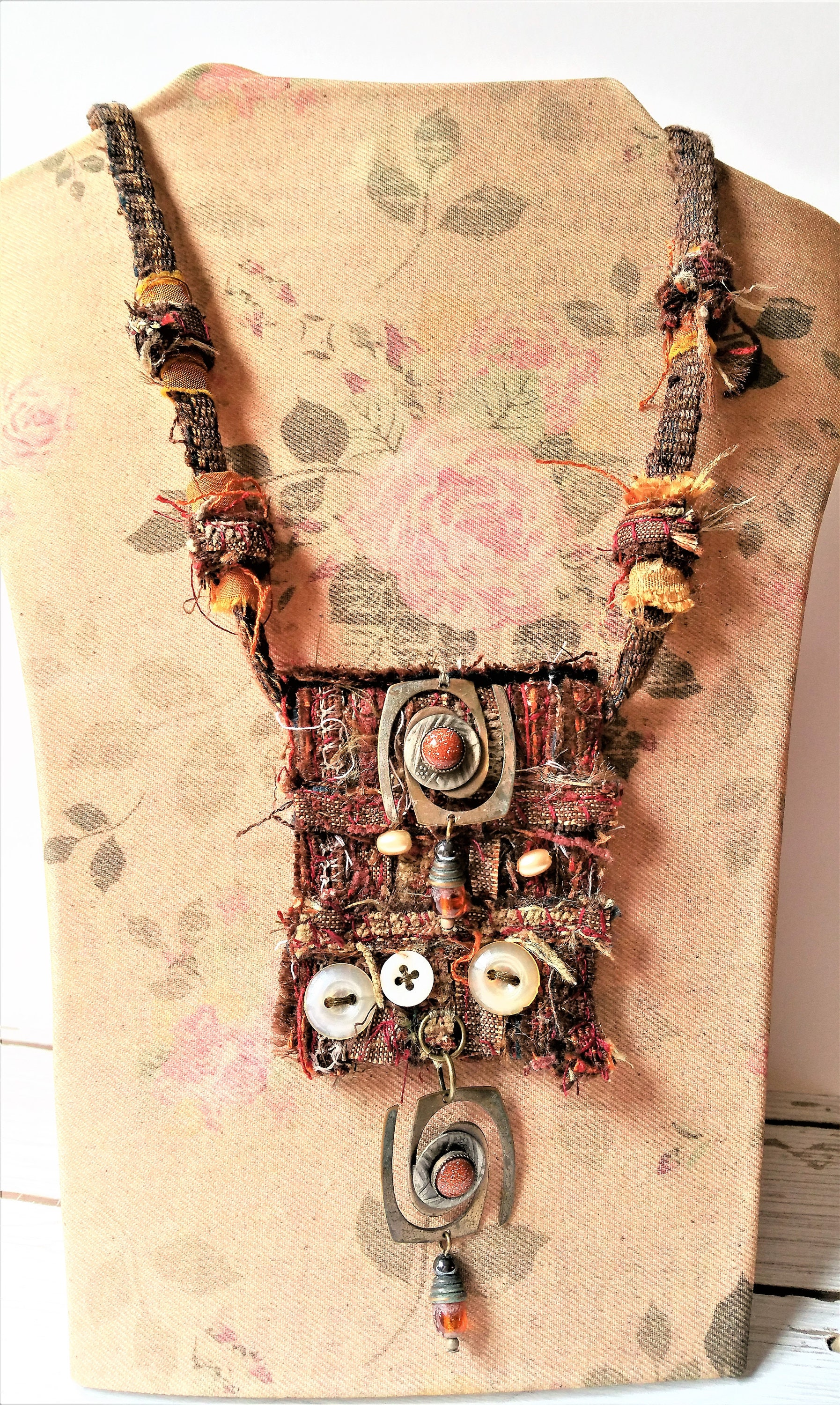 designs tin g flickr button the necklace vintage nemer b photos gemma from exhibition by called textile