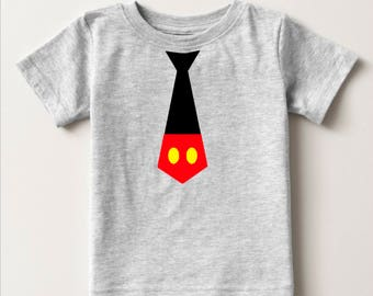 Birthday T-Shirt - Disney Inspired Shirt - Mickey Mouse Inspired Birthday Party - Mickey Mouse Inspired T-Shirt
