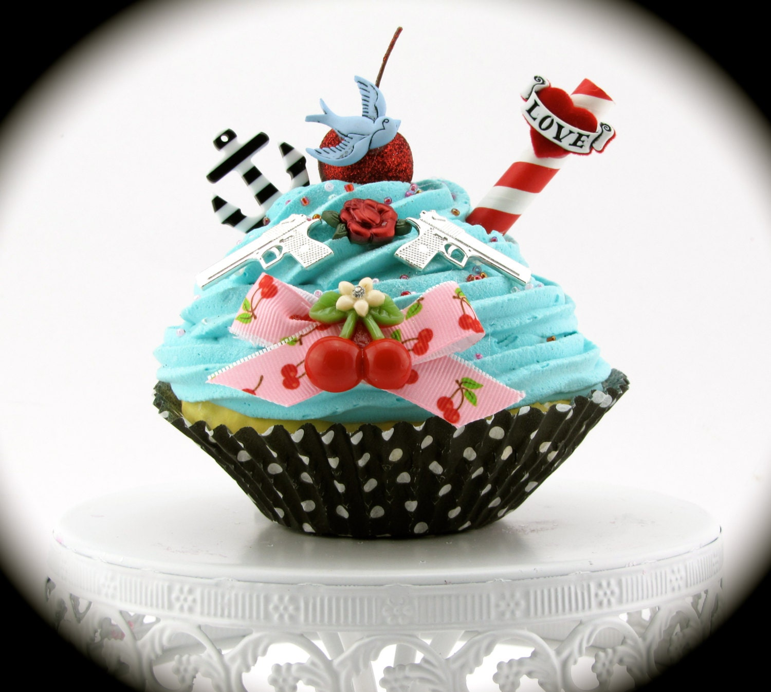 Fake Cupcake Tutorial Images - Any Tutorial Examples
