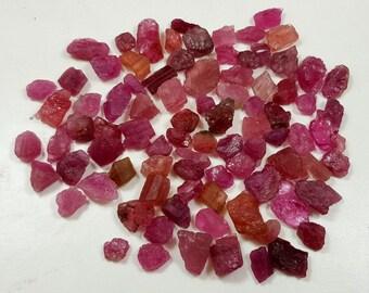 32 Gram Top Quality Raw RubelliteTourmaline Crystals-IM09