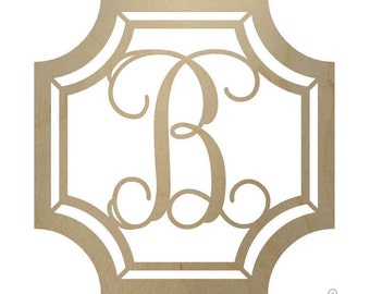 Wooden Letter - Wooden Initials - Monogram - Wedding Gift - Housewarming Gift - Personalized Gift - Nursery Monogram - Wall Hanging