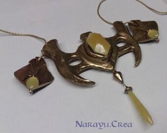 Princess Zelda Twilight Princess belt/ waist jewels