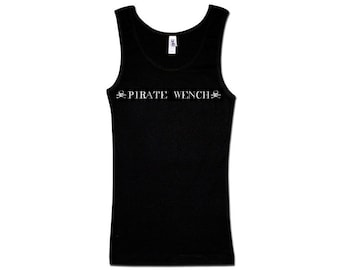 Ladies Tank Top - Pirate Wench