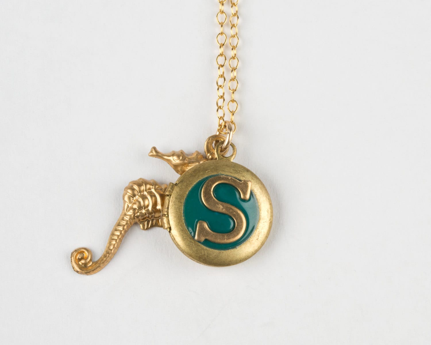 listing monogram il fullxfull lockets zoom necklace scissors en letter initial in s