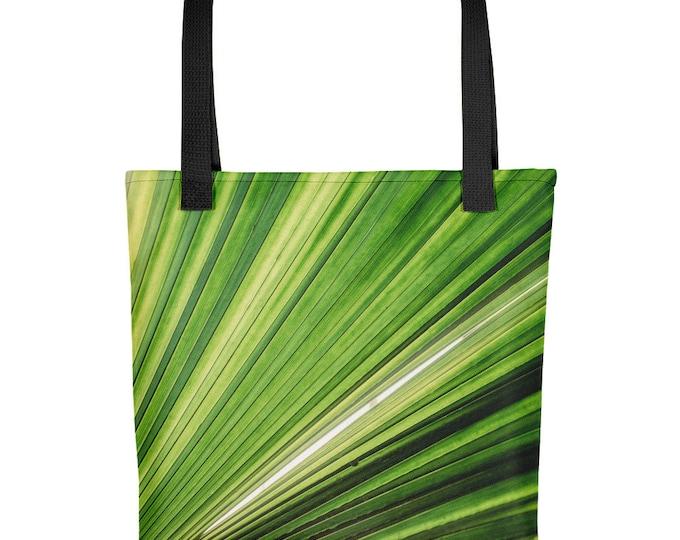 Tote Bag Tropical Palm
