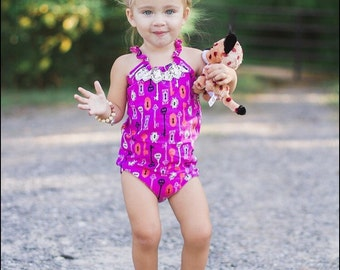 Pink Skeleton Key Romper OR Skirt, Baby Toddler Rompers, Sunsuit, Fall Outfit, Girls Skirts, Bow, Halloween, Boho, Headwrap, Flowers, Lace