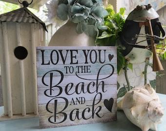 Beach house decor | Etsy