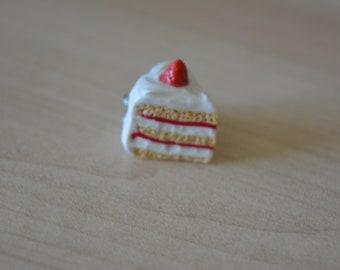Cake Piece Charm