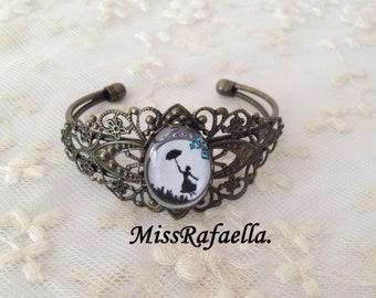Vintage Mary Poppins bracelet.