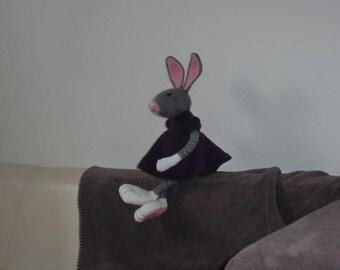 Explanatory Juliette the Hare
