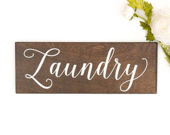 laundry room sign, laundry room decor, wooden laundry room sign, rustic laundry sign decor, wood laundry signs, farmhouse laundry signs