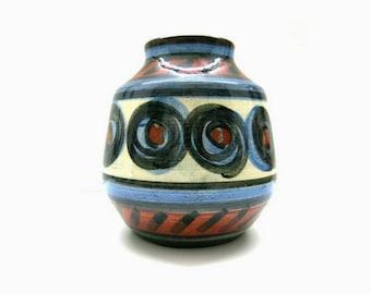 Mid Century Vase / Bücking Börnsen Ceramic