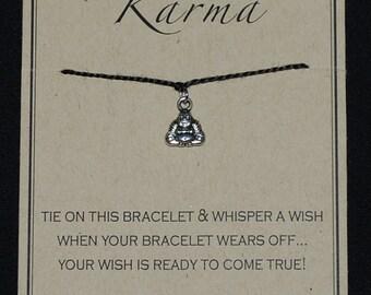 Good Karma Buddha Wish Bracelet - Buy 3 Items, Get 1 Free