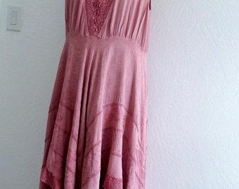 Moving Sale 50% off original Bohemian  Maxi dress
