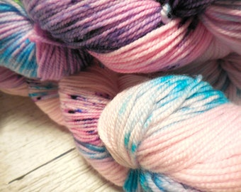 "Sporty sport weight yarn in ""Sweetie"" by AnniePurl"