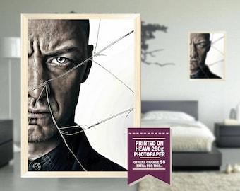 Split print,  fanart, split movie poster, Split movie print, Split movie, Split, Split art,  dark, posters, shadow, cool posters
