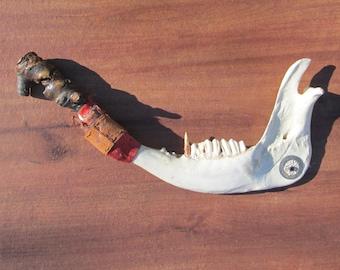 1980s War Weapon Native American Inspired Handmade Vintage