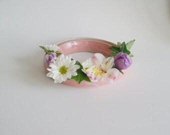 Wedding Centerpiece Wedding Decor Table Centerpiece Flower Centerpiece Vase Centerpiece Coral Wedding Spring Wedding