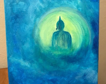 The Stillness of Buddha