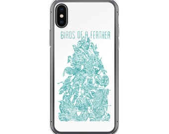 BIRDS OF A FEATHER Phone Case, Phish Phone Case, Bird Phone Case, Phish Art, Phan Phone Case