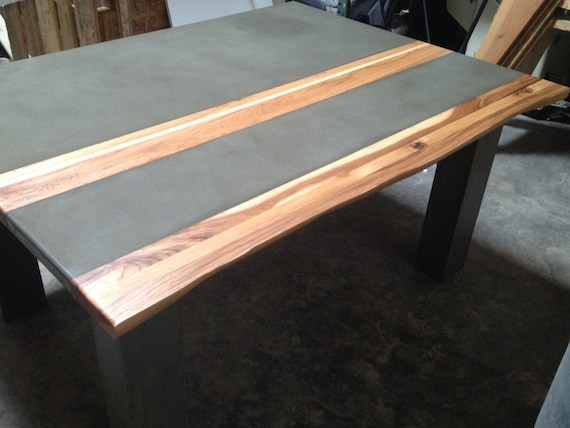 concrete and wood furniture. Concrete And Wood Furniture