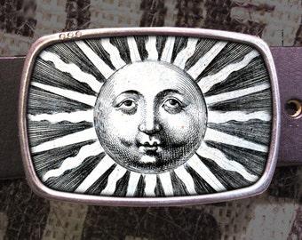 Sun Belt Buckle 711, Gift for Him, Gift for Her, Husband  Gift, Wife  Gift Groomsmen Wedding