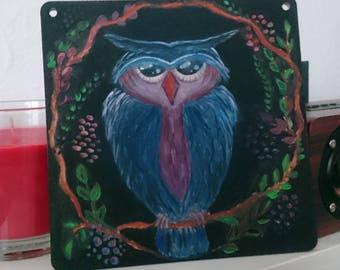 Owl Acrylic