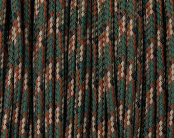 Paracord camou type I 2mm cord 2mm