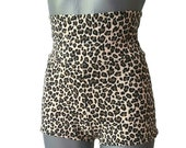 Leopard Shorts for Traini...