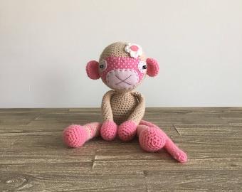 Monkey Girl - Lilleliis