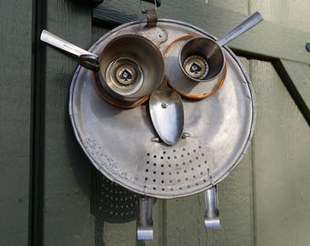 Ozzie the Kitchen Owl