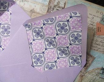 Envelopes - Letterpress - (Set of 10)