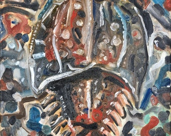 Horseshoe Crab Painting #60