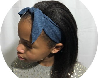 Hair Bow Band