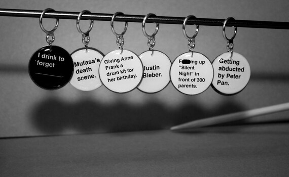 Cards against humanity stitch markers sets of 6 bookmarktalkfo Image collections