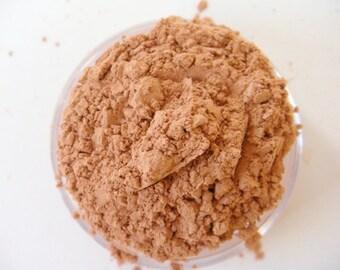 Latte- All Natural Mineral Eyeshadow (Vegan)(Semi-Matte)