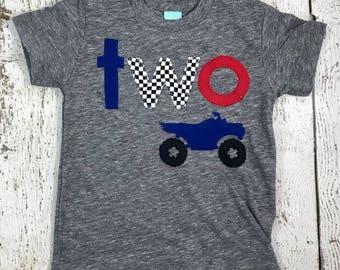 ATV party, ATV shirt, motorbike shirt, ATV birthday, atv decor, motorcross Shirt, off road