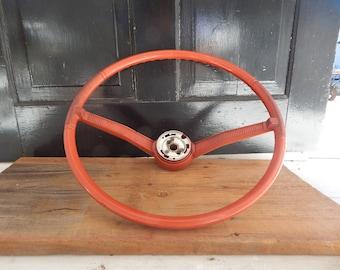 """Vintage steering wheel 16"""""""