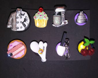 Bakery Push Pins